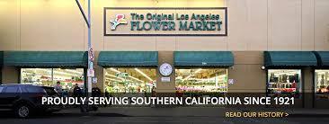los angeles florist the los angeles flower market