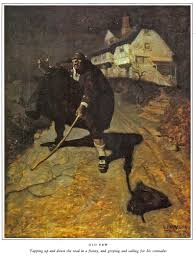 n c wyeth u2014 a tribute to a master frontier partisans