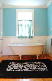 Damask Bath Rug A Bathroom Rug From Towels Homeandawaywithlisa