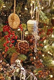 Outdoor Christmas Tree Decorations by 207 Best Christmas Natural Outdoor Rustic Countrytheme Images On