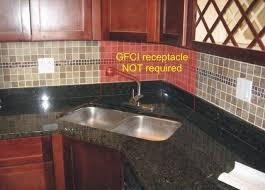 Kitchen Corner Sink by Corner Sink Outlet Spacing