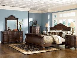 King Sleigh Bed Frame Ashley Furniture B553 North Shore King Sleigh Bed 8 Pc Bedroom