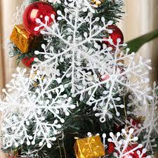 compare prices on white snowflakes ornaments online shopping buy