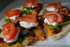 the 25 best double decker mexican pizza image ideas on pinterest