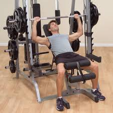 Squat Bench Rack For Sale Body Solid Series 7 Linear Bearing Smith Machine Squat Rack Gs348q
