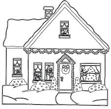 printable spooky house house coloring pages to print haunted house printable coloring pages