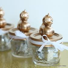 baby showers favors baby shower jar favors the country chic cottage