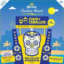 ra corona electric beach with chus u0026 ceballos at america u0027s