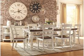 Dining Room Table Chairs Marsilona Dining Room Server Ashley Furniture Homestore