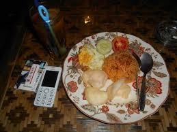 Teh Manis nasi goreng dan es teh manis picture of warung heru yogyakarta
