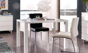 cuisine laquee commode blanche basse fabulous stunning table cuisine laquee