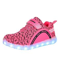 led light up shoes for boys thezx kids led light up shoes usb charging flashing sneakers for