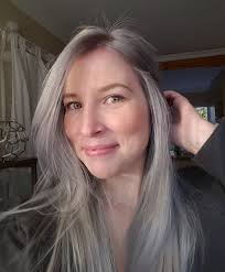 why have i gor grey hair in my 30s i did something i thought i d never have the guts to do i dyed