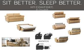 Palliser Sleeper Sofa My Comfort Collection By Palliser Save At Leathershoppes