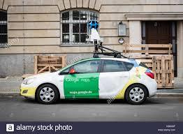 Google Maps With Street View Google Maps Street View Car Camera Stock Photos U0026 Google Maps