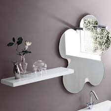mensole laccate lucide mensola su misura per il bagno arredaclick