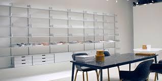 606 Universal Shelving System by Porro B U0026b Italia Mdf Italia De Padova Cattelan Italia Flexform