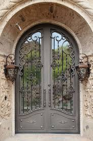 Front Door Metal Decor Metal Front Doors About Remodel Modern Home Decor Inspirations P66