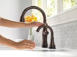 impressive perfect delta cassidy kitchen faucet delta 9197t ar dst