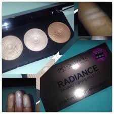 makeup revolution radiant lights makeup revolution radiance palette closest dupe to hourglass