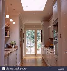 galley kitchen extension ideas amazing kitchen light ideas in galley lighting for concept and