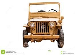 old white jeep old jeep willis isolated stock photo image 67870976