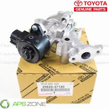 ebay motors lexus ct200h genuine toyota prius prius plugin prius v lexus ct200h egr valve