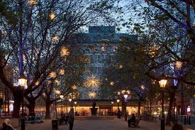 christmas shopping in knightsbridge and chelsea london nell