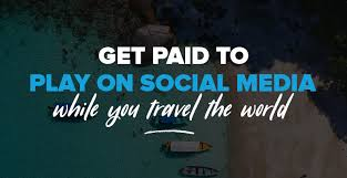 travel jobs images Travel jobs get paid to play on social media while you travel the jpg