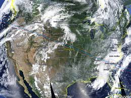 United States Satellite Weather Map by The Great American Eclipse U2013 40 Days To Go Roy Spencer Phd