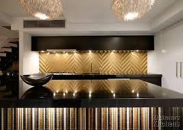 glammy black and gold kitchen kitchens pinterest gold