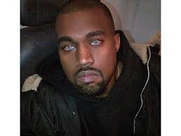 light blue eye contacts the story behind kim kardashian and kanye west s blue contacts