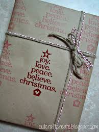 rustic christmas wrapping paper 48 best brown paper packages images on gifts wrapping