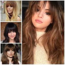 haircuts and bangs hairstyles with bangs hairstyles 2018 new haircuts and hair colors