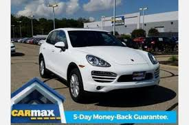 2013 porsche cayenne for sale used porsche cayenne for sale in cincinnati oh edmunds