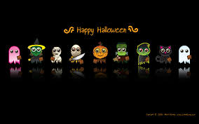 halloween background images wallpapers desktop themes holidays halloween funny animated ghost