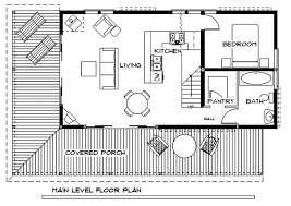 small cabin floorplans cabin and house plans by david wright home design garden