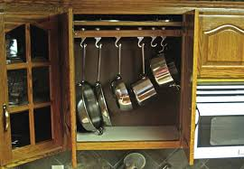 Kitchen Cabinet Pot Organizer The Best Ideas Ever For Organizing Your Pots And Pans