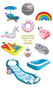 Best Backyard Toys by The Best Backyard Water Fun For Kids Lay Baby Lay