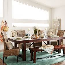 Eastwood Tobacco Brown Dining Tables Pier  Imports - Pier 1 kitchen table