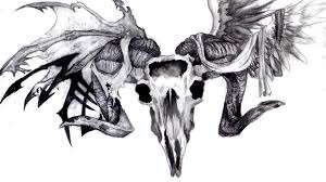 satanic goat skull pictures to pin on tattooskid