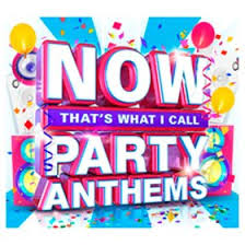 cd now that s what i call anthems 3 cds various artists