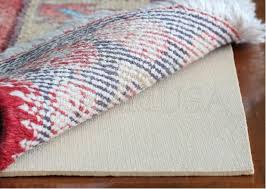 Underpad For Area Rugs Prevent Slips And Floor Damage With The Right Rug Pad