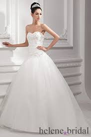 ball gown dropped wedding dresses plus size