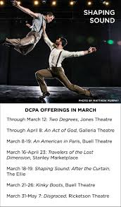 denver theatre blog posts dcpa