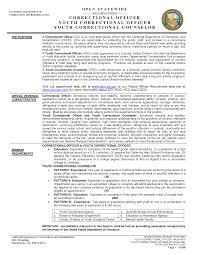 exles of resumes 2 juvenile detention officer resume exle http www resumecareer