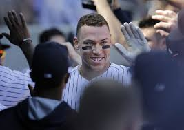 Aaron Judge Breaks Mlb Rookie Record With 50th Home Run Rolling Stone - see it aaron judge breaks mark mcgwire s rookie home run record