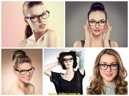 Frisuren F Lange Haare Und Brille by Schönheit Frisuren Für Lange Haare Mit Brille Deltaclic