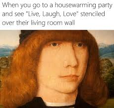 Unsure Meme - 14 classical art memes that make art way more entertaining