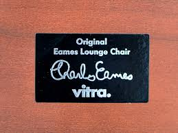 Lounge Chair And Ottoman Eames by Buy The Vitra Eames Lounge Chair U0026 Ottoman At Nest Co Uk